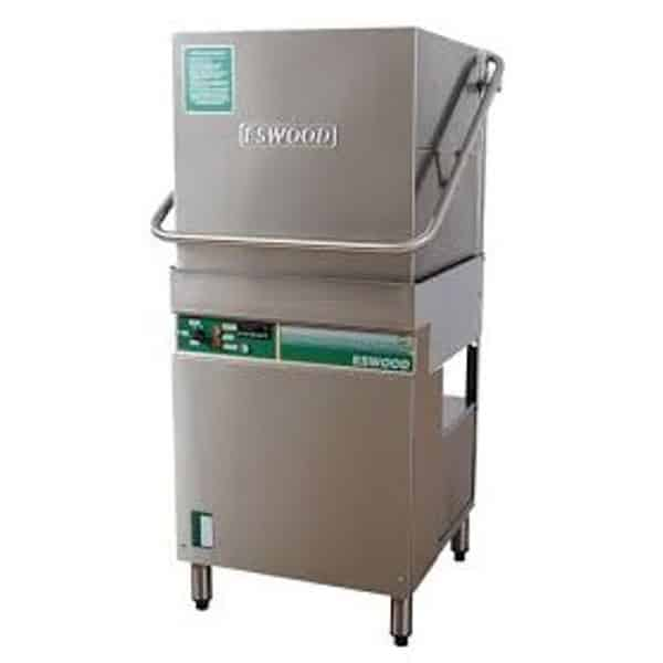 Eswood Es32g Heavy Duty Pass Through Glass Washer Dht