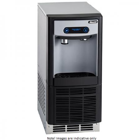 Follett_E7UC100A_Under_Counter_ Ice _&_Water Dispenser