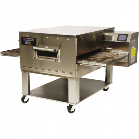 Middleby Marshall PS640G conveyor pizza oven picture square