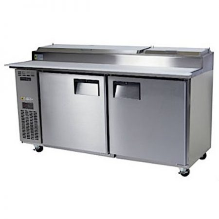 Skope Centaur BC180-P-2RROS-E Food Service Pizza Sandwich Preperation Fridge