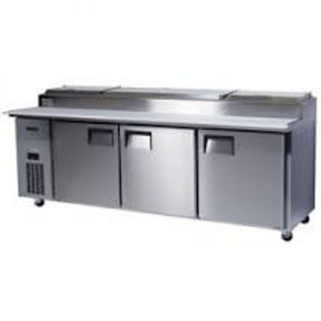 Skope Centaur BC240-P-2RROS-E Food Service Pizza Sandwich Preperation Fridge