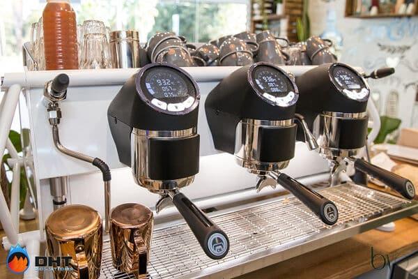Happy Folk St Kilda - Coffee Machine Service Side