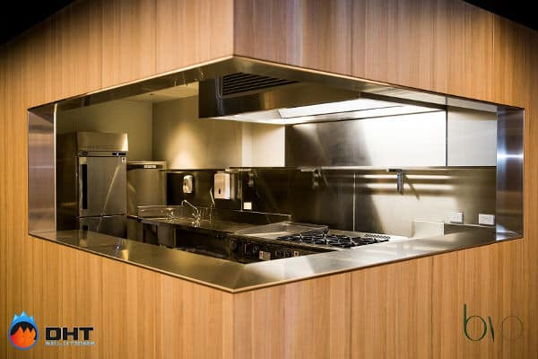 Munroe Richmond - DHT Solutions kitchen overview