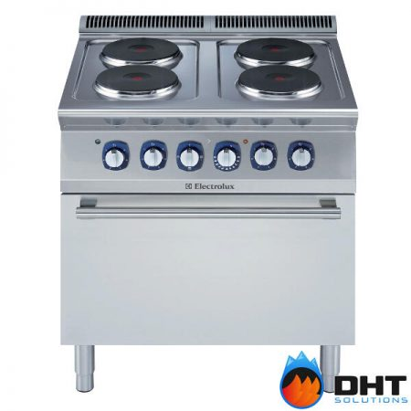 Electrolux 371016 - 4 Hot Plates Electric Boiling Top Range on 6kw Electric Oven