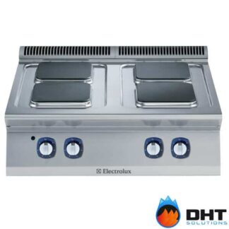 Electrolux 371017 - 4 Hot Square Plates Electric Boiling Top