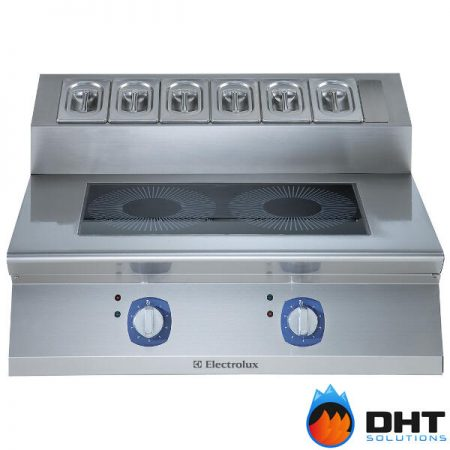 Electrolux 371023 - 2 Frontal Hot Plate Electric Induction Cooking Top