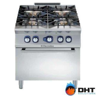 Electrolux 391006 - 4 Burner Gas Range 10 kW on Gas Oven