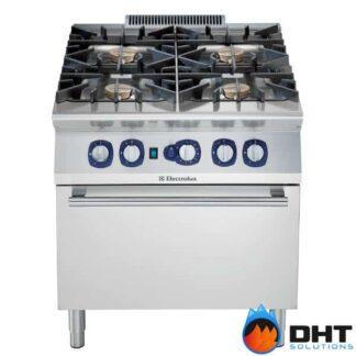Electrolux 391009 - 4 Burner Gas Range 10 kW on Gas Oven