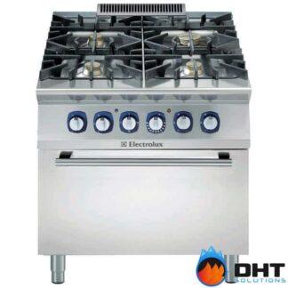 Electrolux 391010 - 4 Burner Gas Range on Electric Oven