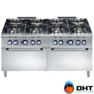 Electrolux 391017 - 8 Burner Gas Range on 2 Gas Ovens