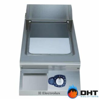 Electrolux 391053 - Half Module Gas Fry Top with Chrome Plated Smooth Sloped Plate