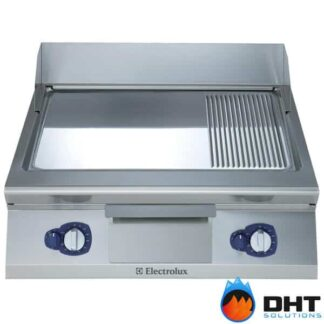 Electrolux 391055 - Full Module Gas Fry Top with 1/3 Smooth and 2/3 Ribbed Plate
