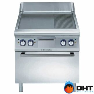 Electrolux 391071 - Full Module Electric Fry Top  on Electric Oven