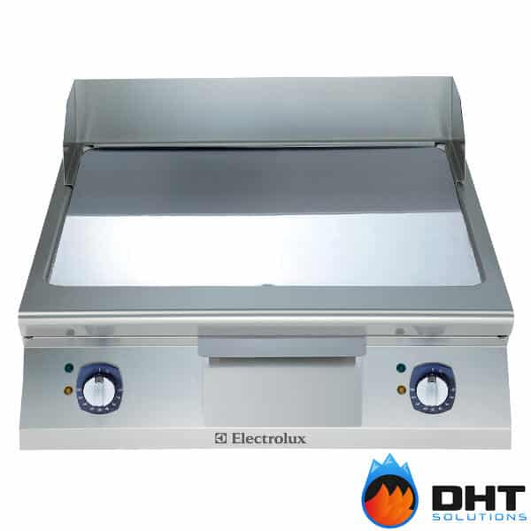 Electrolux 391073 - Full Module Electric Fry Top Chromium Plated with Smooth Sloped Plate