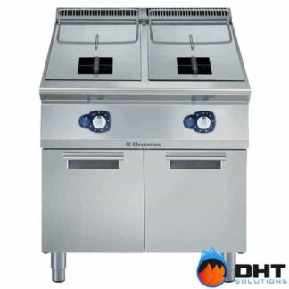 Electrolux 391078 - Two Wells Gas Fryer 15 liter