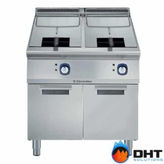 Electrolux 391088 - Two Wells Electric Fryer 15 liter