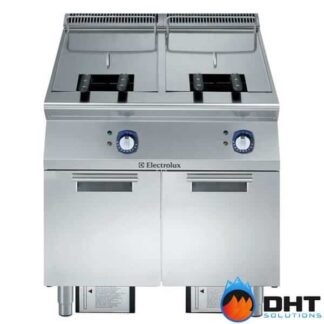 Electrolux 391090 - Two Wells Electric Fryer 23 liter