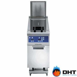 Electrolux 391092 - One Well Electric Fryer 23 liter with Electronic control and Oil filtering