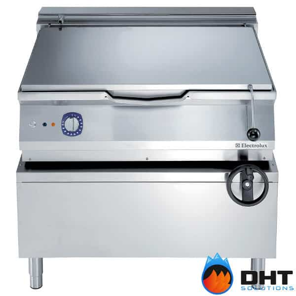 Electrolux 391147 - Electric Bratt Pan 100lt with Mild Steel Bottom