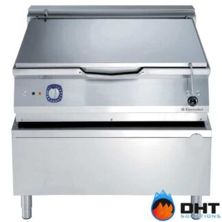 Electrolux 391150 - Electric Bratt Pan 100lt with Duomat Bottom and Auto Tilting