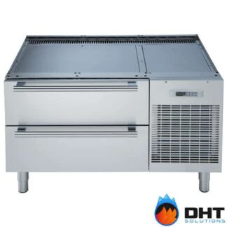 Electrolux 727096 - 2 Drawer Ref-freezer Base