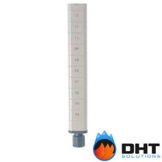 Electrolux  - MetroMax Q Steel Posts - 4 to suit castors