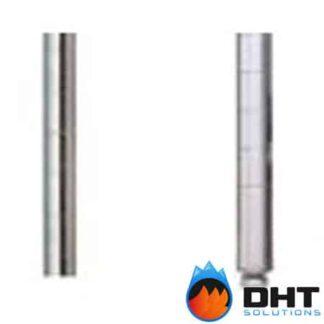 Electrolux  - Metro Steel Posts - 4 to suit castors
