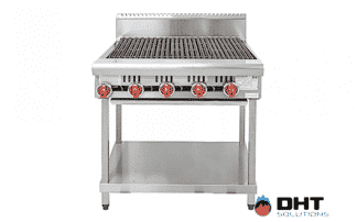professional BBQ's Char Grill restaurant equipment
