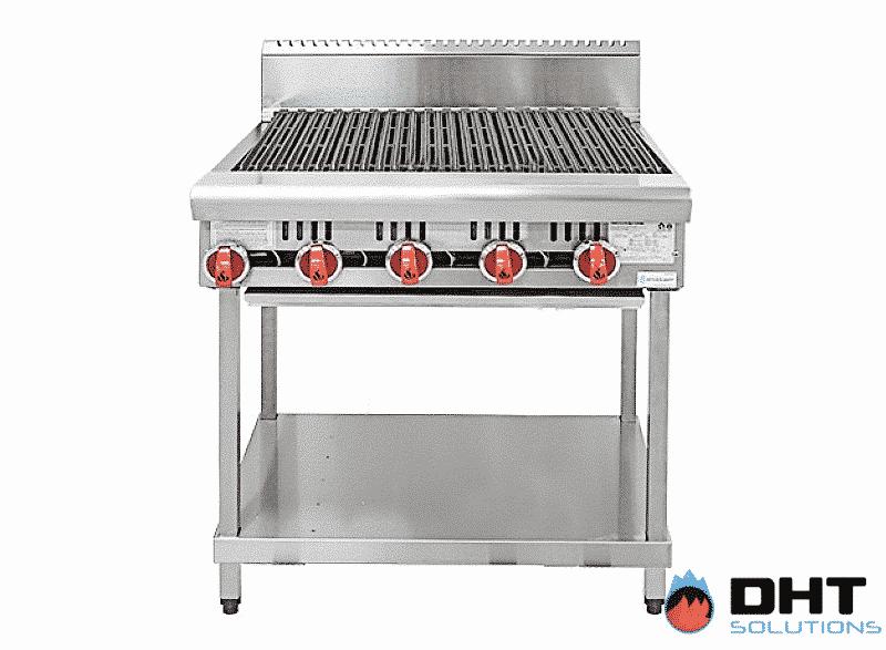 professional BBQ's Char Grill restaurant equipment
