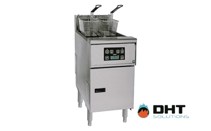 highly efficient electric fryer