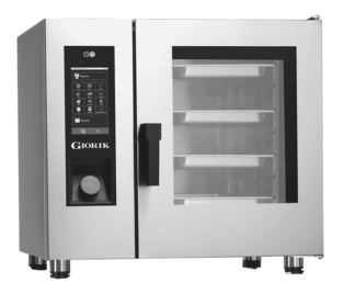 SEHG061WT Giorik Steambox Evolution 6 x 1/1GN Electric Combi Oven