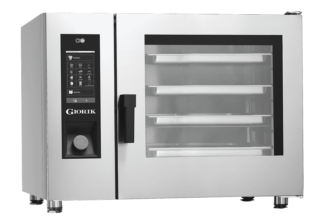 Giorik SEH062EWT STEAMBOX EVOLUTION 6 x 2/1GN Electric Combi Oven