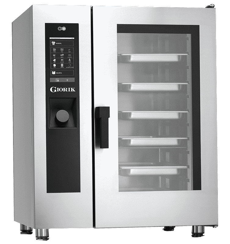 Giorik SEHG101WT STEAMBOX EVOLUTION 10 x1/1GN Electric Combi Oven