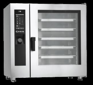 Giorik SEGH102WT STEAMBOX EVOLUTION 10 x 2/1GN Gas Combi Oven