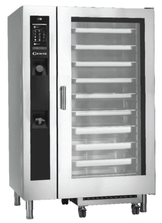 Giorik SEHG202WT STEAMBOX EVOLUTION 20 x 2/1GN Gas Combi Oven