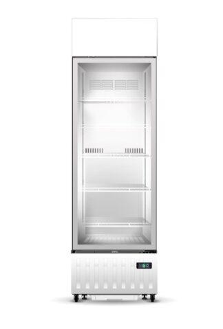 Skope SC430N Glass Door Fridge