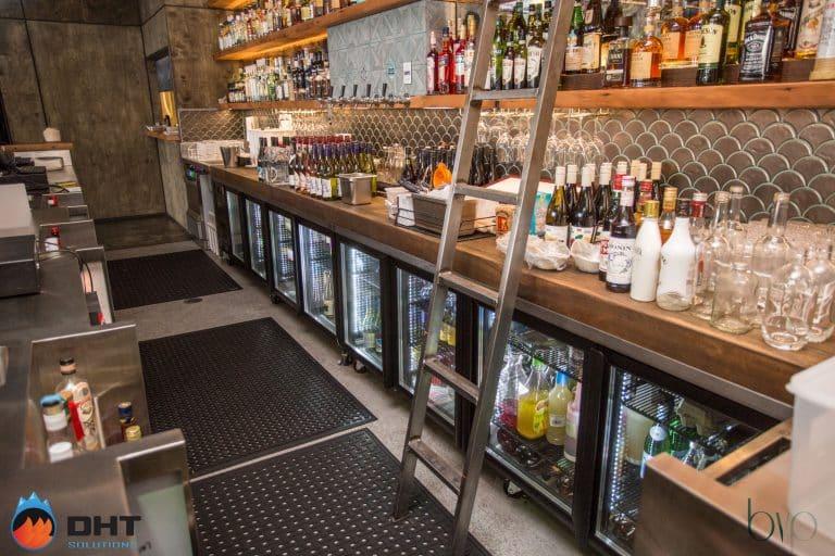 Galah Front Bar Williams Fridge