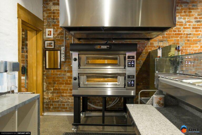SunnySide Sliced Moretti Forni Pizza Ovens